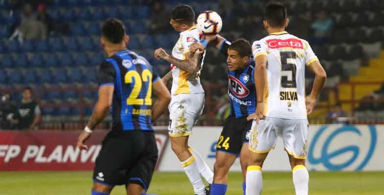 Coquimbo Unido rescata empate frente a Huachipato en el Sur ...