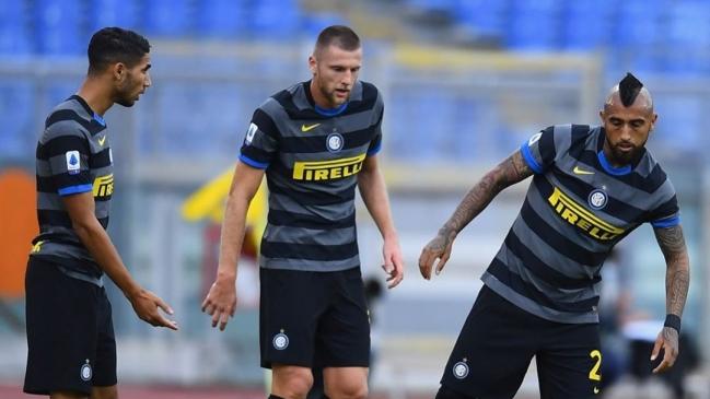 Prensa italiana afirmó que un segundo jugador de Inter de ...
